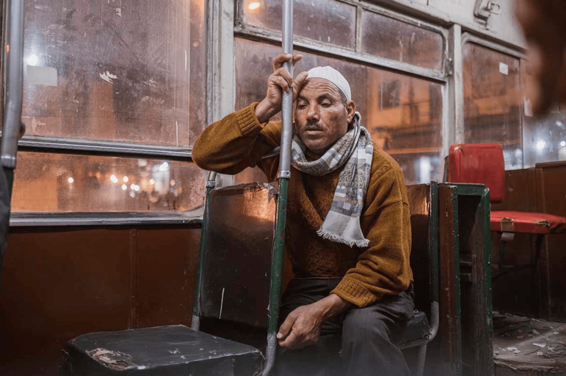Fatma Fahmy: Once There Was a Tram