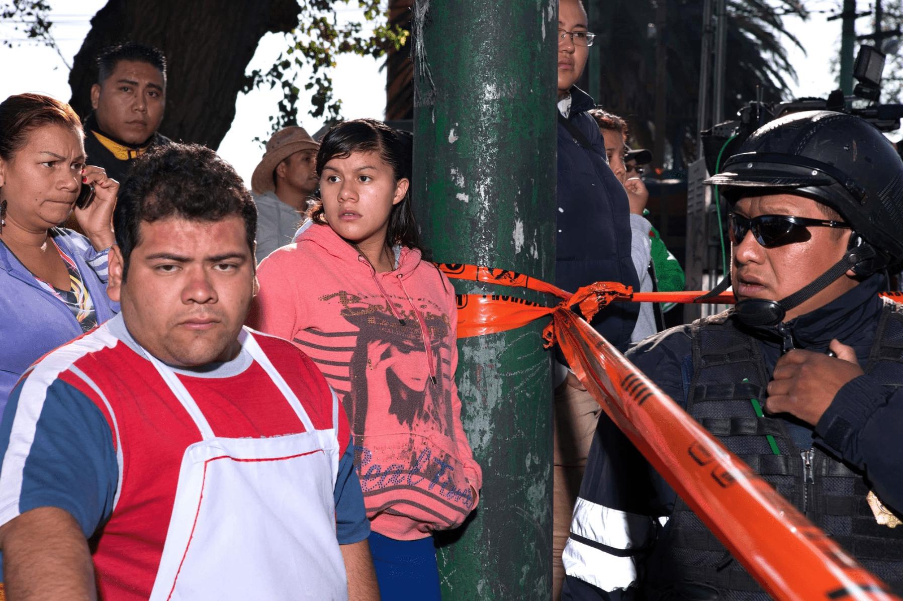 José Luis Cuevas: On the Resistance of Bodies