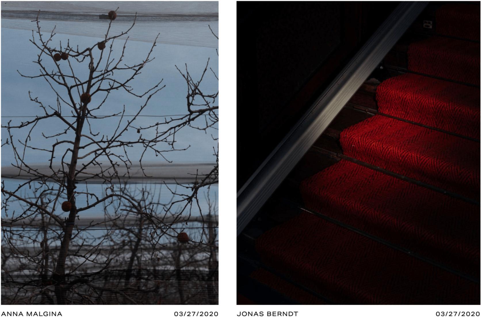 YANA WERNICKE & JONAS FEIGE: STAYATHOME.PHOTOGRAPHY