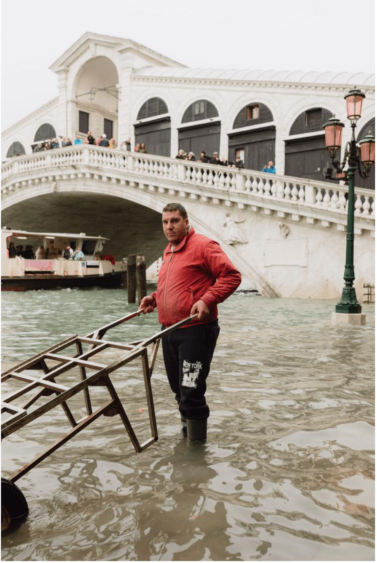 ERA MARE: VENICE VS THE SEA