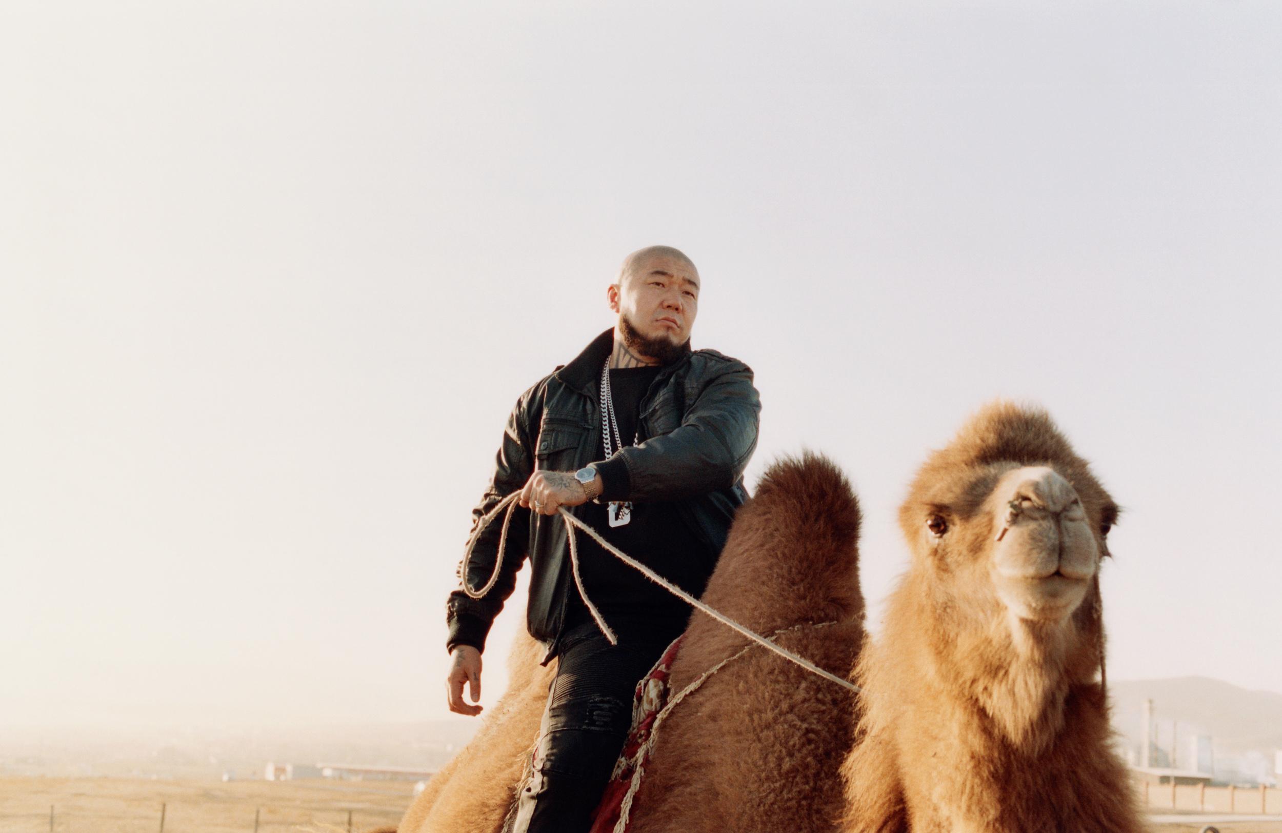 Alex de Mora: Straight Outta Ulaanbaatar