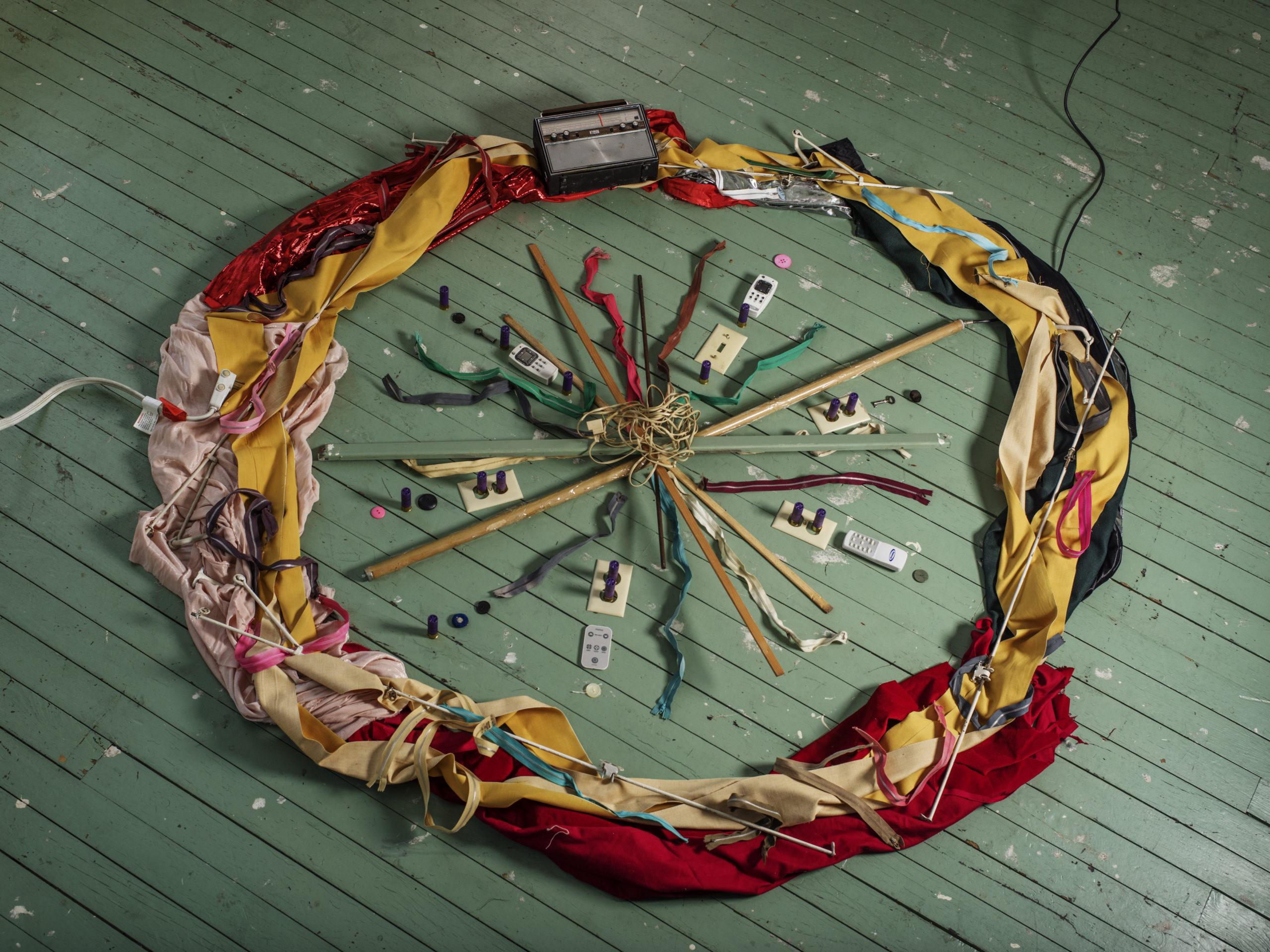 Carolyn Drake: Knit Club