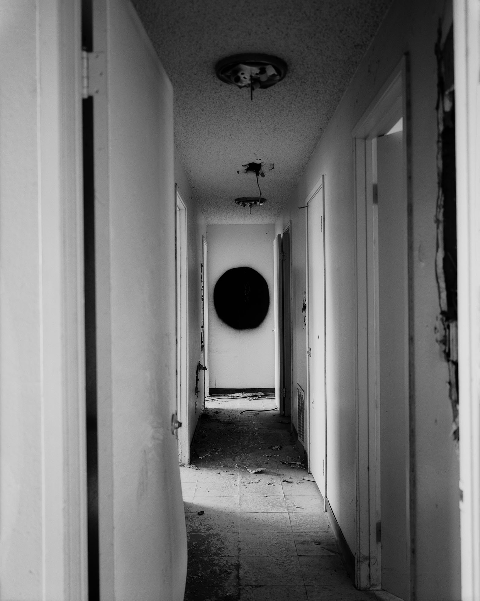 John Divola: Terminus