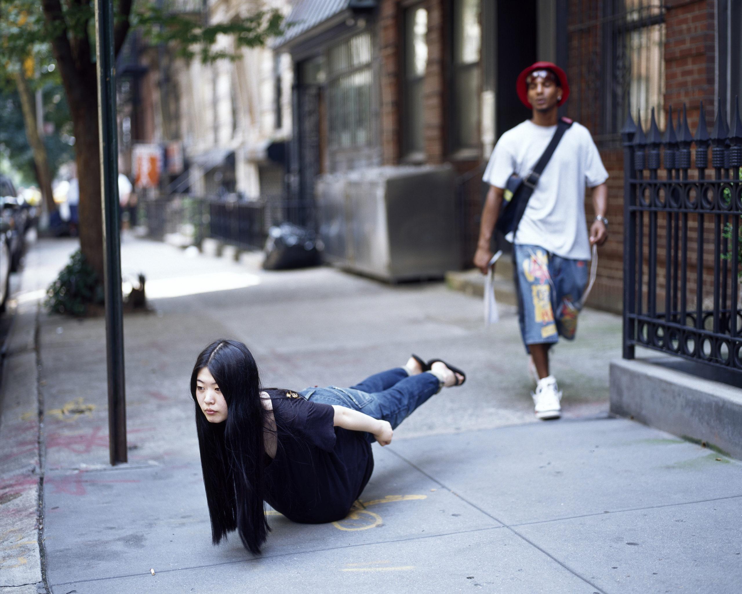 Yichen Zhou: Untitled & Daily Talk
